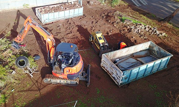residential demolition Adelaide